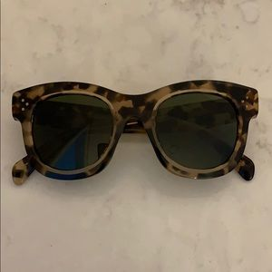 Celine Helen Sunglasses Tortoise Style CL 41397/S